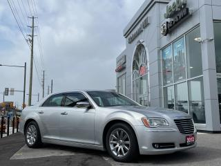 Used 2012 Chrysler 300 V8 Hemi 300C RWD Nav/Pano Roof/Only 39,000Km !!! for sale in Richmond Hill, ON