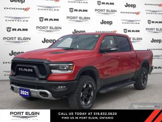 New 2021 RAM 1500 Rebel for sale in Port Elgin, ON