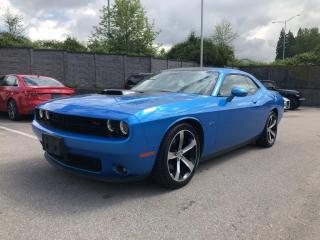 Used 2016 Dodge Challenger R/T SHAKER for sale in Surrey, BC