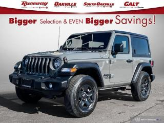 New 2021 Jeep Wrangler SPORT for sale in Etobicoke, ON