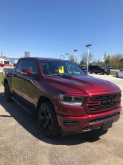 Used 2021 RAM 1500 SPORT Hard-To-Find Low KM for sale in Petrolia, ON