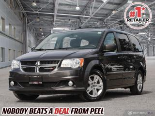 Used 2016 Dodge Grand Caravan Crew for sale in Mississauga, ON