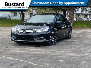 Used 2016 Honda Accord Sedan 4dr I4 CVT Sport | Sunroof | Heated Seats for sale in Waterloo, ON
