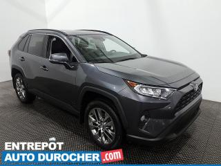 Used 2020 Toyota RAV4 XLE Premium - AWD - Toit Ouvrant - Climatiseur for sale in Laval, QC