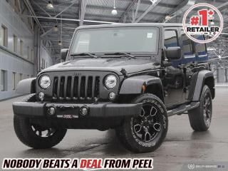 Used 2018 Jeep Wrangler JK Unlimited Sahara for sale in Mississauga, ON