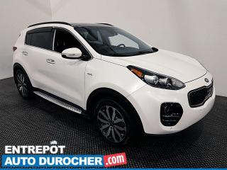 Used 2018 Kia Sportage EX - AWD - Apple/Android - Toit Panoramique - Cuir for sale in Laval, QC
