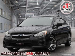 Used 2014 Subaru Impreza 2.0i for sale in Mississauga, ON
