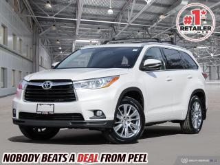 Used 2015 Toyota Highlander XLE for sale in Mississauga, ON