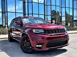 Used 2019 Jeep Grand Cherokee SRT|V8|LAUNCH CONTROL|VENTED SEATS|ALLOYS|NAVIGATION| for sale in Brampton, ON