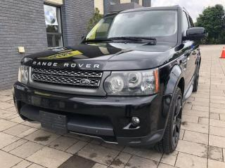 Used 2010 Land Rover Range Rover Sport 4WD Supercharged for sale in Nobleton, ON