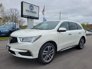 Used 2017 Acura MDX SH-AWD w/Tech Package for sale in Cambridge, ON