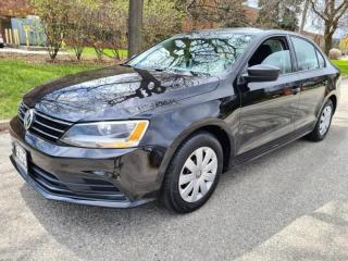 Used 2015 Volkswagen Jetta Sedan 4dr 2.0L Auto   Back-Up Cam for sale in Mississauga, ON