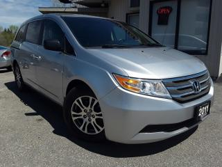 Used 2011 Honda Odyssey EX-RES - BACK-UP CAM! POWER SLIDING DOORS! DVD! for sale in Kitchener, ON