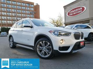 Used 2017 BMW X1 LUXURY  | NAVI | CAM | HUD | PANO | 4 NEW SNOW TIRES* | for sale in Scarborough, ON