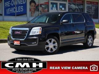 Used 2017 GMC Terrain SLE-1  AWD CAM BLUETOOTH P/SEAT 17-AL for sale in St. Catharines, ON
