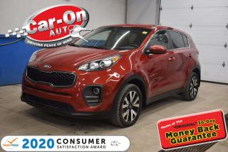 Used 2019 Kia Sportage Only 32,000km | ALLOY WHEELS | REAR CAM | HEATED S for sale in Ottawa, ON