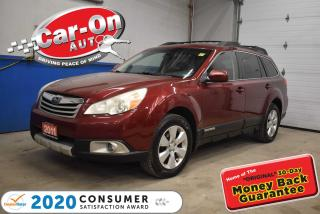 Used 2011 Subaru Outback AWD HEATED SEATS | SUNROOF | TOW PACKAGE for sale in Ottawa, ON