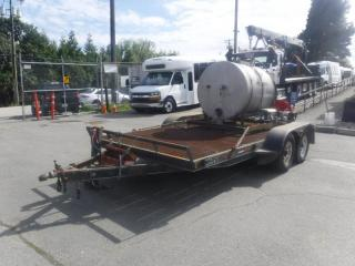 Used 2000 Hayshed Trailer Water Tank and pump for sale in Burnaby, BC
