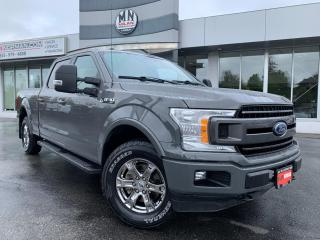 Used 2018 Ford F-150 SPORT 4WD LB 5.0L V8 TRAILER TOW REAR CAMERA for sale in Langley, BC