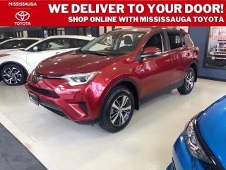 Used 2018 Toyota RAV4 LE FWD for sale in Mississauga, ON