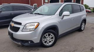 Used 2012 Chevrolet Orlando LT No Accidents! Moonroof! for sale in Dunnville, ON