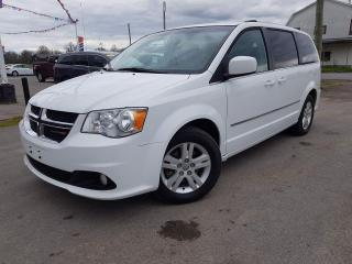 Used 2015 Dodge Grand Caravan Crew for sale in Dunnville, ON
