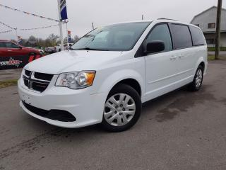 Used 2016 Dodge Grand Caravan SE for sale in Dunnville, ON