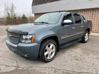 Used 2011 Chevrolet Avalanche LTZ | 4X4 | BACKUP CAM | LEATHER | for sale in Barrie, ON