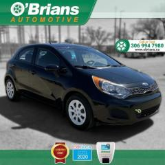 Used 2014 Kia Rio w/Air Conditioning, Cruise Control, Heated Seats for sale in Saskatoon, SK