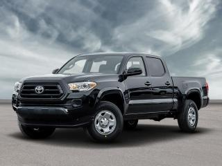 New 2021 Toyota Tacoma 4x4 Double Cab Auto SB for sale in North Bay, ON