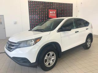 Used 2012 Honda CR-V LX Financement disponible for sale in Terrebonne, QC