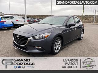 Used 2018 Mazda MAZDA3 Sport GX BM for sale in Rivière-Du-Loup, QC