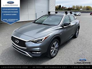 Used 2017 Infiniti QX30 Traction intégrale, 4 portes for sale in Victoriaville, QC