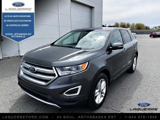 Used 2018 Ford Edge SEL TA for sale in Victoriaville, QC