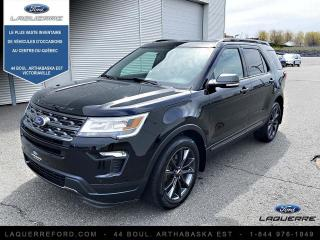 Used 2019 Ford Explorer XLT, quatre roues motrices for sale in Victoriaville, QC