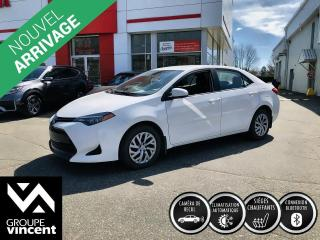 Used 2018 Toyota Corolla LE ** GARANTIE 10 ANS ** Fiable et abordable! for sale in Shawinigan, QC