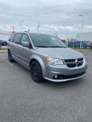 Used 2017 Dodge Grand Caravan EDITION CREW, STOW AND GO, ENS. REMORQ for sale in Vallée-Jonction, QC