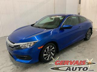 Used 2016 Honda Civic LX Mags Caméra Sièges Chauffants A/C for sale in Trois-Rivières, QC
