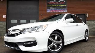 Used 2016 Honda Accord SPORT-toit ouvrant-cuir-camera-8 pneus s for sale in St-Henri-de-Levis, QC