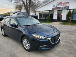 Used 2018 Mazda MAZDA3 Touring for sale in Barrie, ON