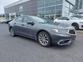 Used 2018 Acura TLX Elite GPS + APPLE CARPLAY + CAMÉRA 360 for sale in Ste-Julie, QC