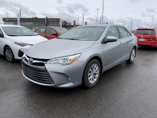 Used 2016 Toyota Camry HYBRID * HYBRIDE * CAMERA DE RECUL * BAS KILOMETRAGE * for sale in Mirabel, QC