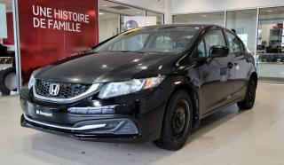 Used 2015 Honda Civic LX 4 portes, boîte automatique for sale in Beauport, QC