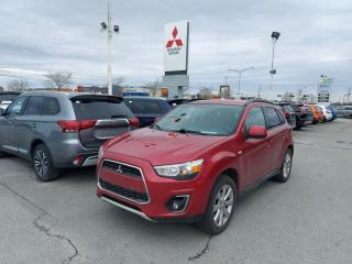 Used 2015 Mitsubishi RVR SE CVT LTD 4 portes AWC,(4X4,AWD,4WD) EN for sale in Sherbrooke, QC