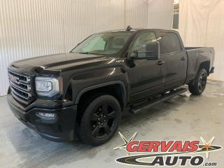 Used 2018 GMC Sierra 1500 SLE V8 4X4 CREW Caméra Marche pieds for sale in Trois-Rivières, QC
