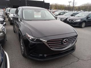 Used 2018 Mazda CX-9 GS-L AWD A/C MAGS CUIR TOIT GPS CAMÉRA DE RECUL for sale in Île-Perrot, QC