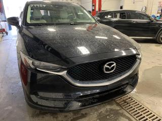 Used 2017 Mazda CX-5 GT AWD MAGS CUIR TOIT GPS CAMÉRA for sale in Île-Perrot, QC