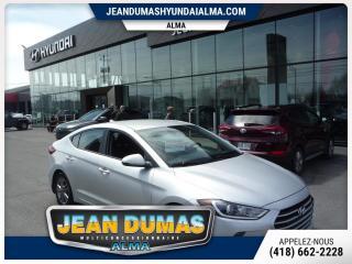 Used 2018 Hyundai Elantra MODÈLE GL A/C MAG SIÈGES CHAUFFANTS for sale in Alma, QC