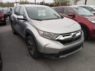 Used 2017 Honda CR-V LX AWD mags caméra de recul for sale in Île-Perrot, QC