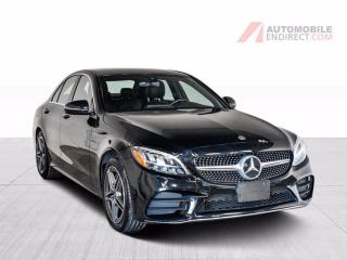 Used 2020 Mercedes-Benz C-Class C300 Sport 4Matic Cuir Toit Pano GPS Caméra for sale in Île-Perrot, QC